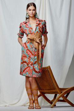 M'O Exclusive Bahia Palace Woven Leather Belt by Johanna Ortiz Cute Dress Outfits, Cute Dresses, Casual Dresses, Casual Outfits, Fashion Dresses, Summer Dresses, Vogue Fashion, Look Fashion, Womens Fashion
