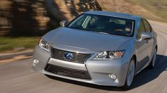 The 2013 #Lexus ES has a sleek look but how does it drive? @Neal Pollack test drives it for you.
