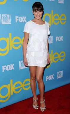 Lea Michele Cocktail Dress