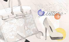 Carpintaria Estúdio - Sul Fashion Week - Desenvolvimento de ilustrações para divulgação da primeira edição do evento Sul Fashion Week