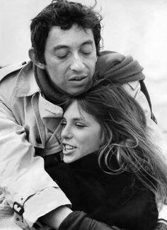 Serge et Jane so pretty