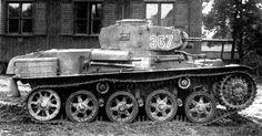 Stridsvagn Strv m/40L