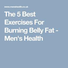 The 5 Best Exercises For Burning Belly Fat  - Men's Health