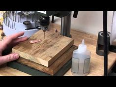 Jewelry Artist and Teacher, Melissa Muir, demonstrates the importance of using the proper speed with some of your studio power tools, such as the flexshaft and drill press (video)