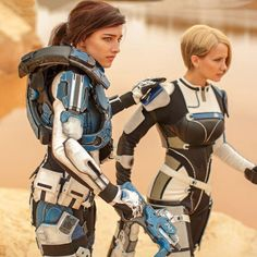 The cosplay that looks way better than the actual game. to be fair mass effect 1 looks better than mass effect Andromeda Mass Effect Cosplay, Anime Cosplay, Cosplay Girls, Amazing Cosplay, Best Cosplay, Female Cosplay, Medieval Combat, Science Fiction, Fantasy Characters