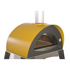These modern pizza ovens are awesome!                                              Alfa Ovens Forno Ciao Outdoor Pizza Oven