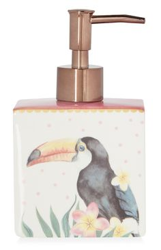 Toucan Soap Dispenser
