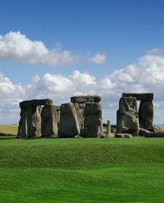 Stone Hedge in Salisbury, England