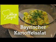 Bayrischer Kartoffelsalat Rezept - DasKochrezept.de mit Stefan Wiertz - YouTube