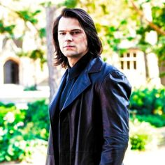 Dimitri Belikov played by Danila Kozlovsky