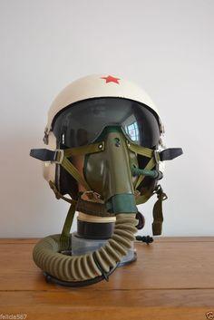 Chinese AF F-7B Helmet