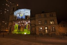 A moment that mattered to the Red Hot Chilli Pipers, projected onto The National Piping Centre here. They play the After Worlds Shindig at this year's Piping Live - join us to create more #MomentsThatMatter. Find out all you need to know: bit.ly/28MU0mP