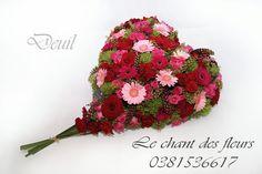 Faites lui le plus beau des au revoir - Le chant des fleurs fleuriste créateur à Franois