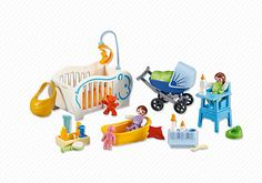 Baby Starter Pack - PM USA PLAYMOBIL® USA