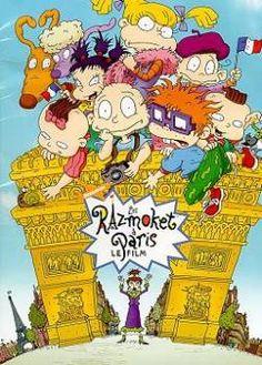 Les Razmoket à Paris, le film de Stig Bergqvist et Paul Demeyer (2001) Sa Pa, Top Movies On Amazon, The Brave One, Film Streaming Vf, Odd Couples, France, Rugrats, Paris, Favorite Tv Shows