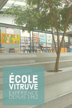 Ecole publique innovante • Pédagogie Freinet • Education alternative • Architecture et éducation Architecture, Blog, Learning Spaces, Arquitetura, Architecture Illustrations