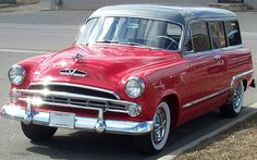 1953 Dodge Coronet (Wagon)