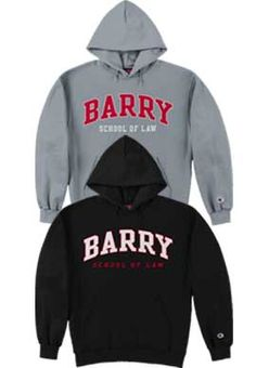 Barry University School of Law Hooded Sweatshirt Barry University, Cotton Polyester Fabric, Hooded Sweatshirts, Hoodies, Law School, Adidas Jacket, To My Daughter, Cute Outfits, Pullover