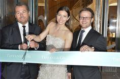 Tiffany  Co : Nouveau magasin sur les Champs-Élysées.