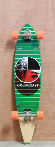 I almost got this board with red wheels but got an Arbor instead.