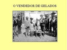 -: Antigas Profissões de Lisboa-vendedor de gelados
