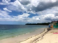 A beautiful beach somewhere in Puerto Rico