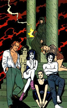 The Endless by Mike Allred
