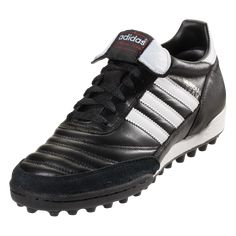 new product 508a0 8894b adidas Mundial Team Artificial Turf Shoe - Black White-12 Turf Shoes, Boot