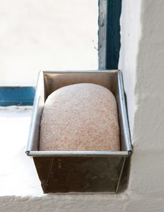 Wholemeal Bread - The Happy Foodie