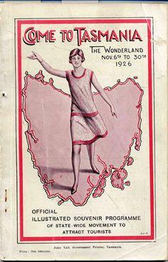 Come to Tasmania 1926 Australia Funny, Australia Travel, Queensland Australia, South Australia, Posters Australia, Bruny Island, Australian Vintage, Tourism Poster, Advertising Poster