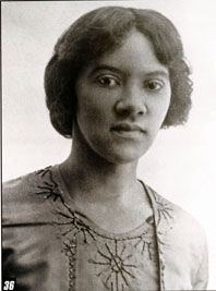 Vada Somerville - the first African-American woman to be certified to practice dentistry in California.