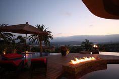 Pool and bridge deck. - contemporary - patio - san diego - MasterWork Definitive