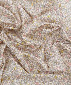 Liberty Art Fabrics Katie and Millie D Tana Lawn Cotton | Fabric | Liberty.co.uk