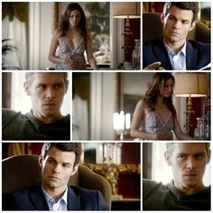 "The Originals – TV Série - Niklaus ""Klaus"" Mikaelson - Joseph Morgan - Elijah Mikaelson - Daniel Gillies - Hayley Marshall - Phoebe Tonkin - rei e rainha - King and queen - lobo - Wolf - brothers - irmãos - grávida - embarazada - pregnant - 1x06 - Fruit of the Poisoned Tree - Fruto Da Árvore Envenenada"