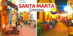 Qué ver y qué hacer en Santa Marta en Colombia, consejos para visitar el Parque Tayrona y viajar barato a las playas y bahías de sus alrededores.