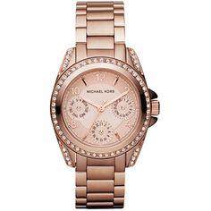 http://www.horloge.be/michael-kors-blair-mini-ros-goud-glitter-dameshorloge-mk5613.htm