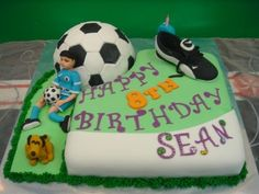 Image detail for -Soccer Theme Birthday Party Cake and Cupcake Ideas 13th Birthday Parties, 7th Birthday, Birthday Party Themes, Birthday Ideas, Cupcake Ideas, Cupcake Recipes, Cupcake Cakes, Cupcakes, Soccer Theme