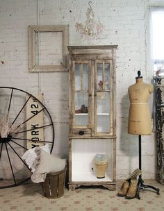 For eat-in. Pained Cottage Chic Shabby Handmade Farmhouse by paintedcottages, $495.00