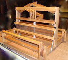 Vintage Glimakra Table loom -  4 harness - prefer pick up