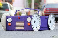Make a Cardboard Car Step 14