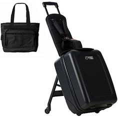 Buy Mountain Buggy Bagrider Suitcase Stroller with BONUS Diaper Bag Carry On Suitcase, Carry On Luggage, Mountain Buggy, Black Diaper Bag, Discount Travel, Baby Gear, Baby Strollers, Take That, Bags