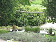 Garden separation ideas moon gates on pinterest gates for Jardin wesserling