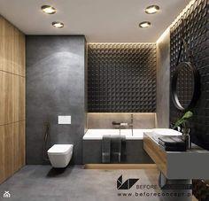 Home Decor Minimalist .Home Decor Minimalist Bathroom Design Inspiration, Bad Inspiration, Bathroom Layout, Bathroom Colors, Bathroom Ideas, Guest Bathrooms, Small Bathroom, Bathroom Ladder, Bathroom Things