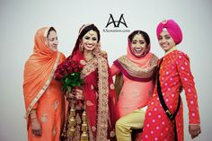 Sikh Punjabi Wedding Ceremony | Mandeep & Harmandeep