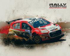Rally Argentino the nice picture with Evo Corse wheels #evocorse #gold #sanremocorse