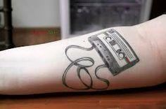 tatuaje cassette - Google Search