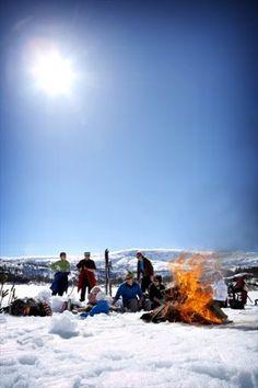 ...in #Norway- #Hardangervidda mountain plateau great pic!