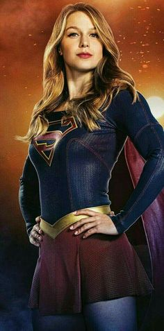 Melissa Benoist. Supergirl. Super Sexy