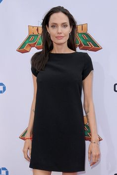 """Pin for Later: Angelina Jolie on Being a Mum: """"It's Strange, I Never Wanted to Have a Baby"""""""