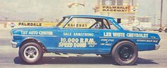 Dale Armstrong Funny Car